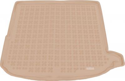 REZAW-PLAST beżowy gumowy dywanik mata do bagażnika Mercedes GLC Coupe C253 Suv od 2016r. 230950B/Z