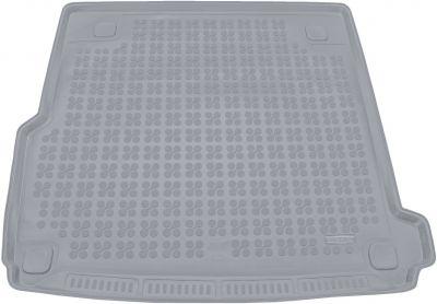 REZAW-PLAST popielaty gumowy dywanik mata do bagażnika Mercedes E-klasa W213 Kombi od 2016r. 230951S/Z