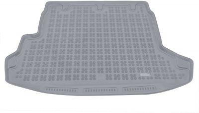 REZAW-PLAST popielaty gumowy dywanik mata do bagażnika Nissan X-Trail II od 08/2007-2013r. 231025S/Z