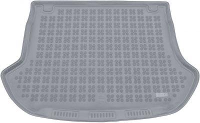 REZAW-PLAST popielaty gumowy dywanik mata do bagażnika Nissan Murano od 2005r. 231028S/Z