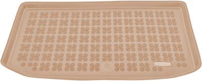 REZAW-PLAST beżowy gumowy dywanik mata do bagażnika Nissan Micra III/IV K13 od 2010-2016r. 231031B/Z