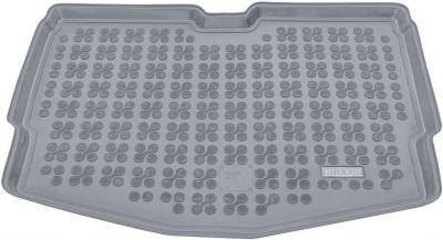 REZAW-PLAST popielaty gumowy dywanik mata do bagażnika Nissan Note (dolna podłoga bagażnika) od 2013r. 231033S/Z