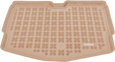 REZAW-PLAST beżowy gumowy dywanik mata do bagażnika Nissan Note od 2013r. 231033B/Z