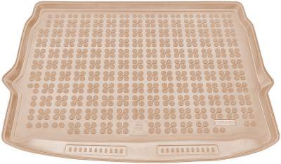 REZAW-PLAST beżowy gumowy dywanik mata do bagażnika Nissan Qashqai od 2014r. 231034B/Z