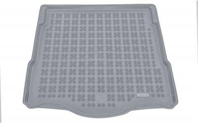 REZAW-PLAST popielaty gumowy dywanik mata do bagażnika Nissan X-Trail III (dolna podłoga bagażnika) od 2013r. 231035S/Z