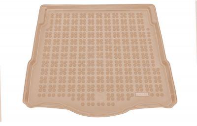 REZAW-PLAST beżowy gumowy dywanik mata do bagażnika Nissan X-Trail III od 2013r. 231035B/Z