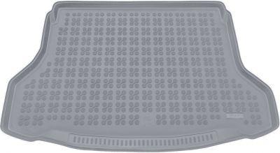 REZAW-PLAST popielaty gumowy dywanik mata do bagażnika Nissan X-Trail III (górna podłoga bagażnika) od 2013r. 231036S/Z