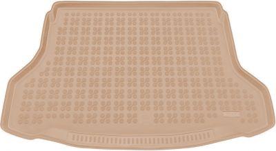 REZAW-PLAST beżowy gumowy dywanik mata do bagażnika Nissan X-Trail III od 2013r. 231036B/Z