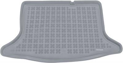 REZAW-PLAST popielaty gumowy dywanik mata do bagażnika Nissan Pulsar od 2014r. 231037S/Z