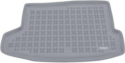 REZAW-PLAST popielaty gumowy dywanik mata do bagażnika Nissan Juke (górna podłoga bagażnika) od 2014r. 231038S/Z