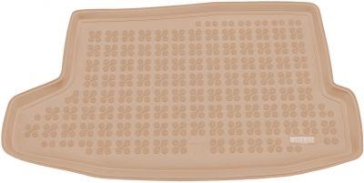 REZAW-PLAST beżowy gumowy dywanik mata do bagażnika Nissan Juke od 2014r. 231038B/Z