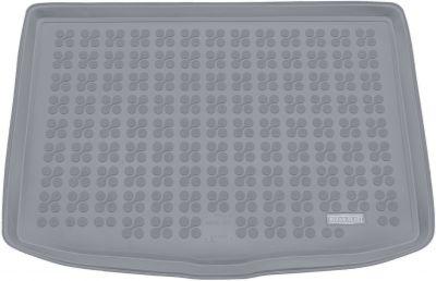REZAW-PLAST popielaty gumowy dywanik mata do bagażnika Nissan Juke (dolna podłoga bagażnika) od 2014r. 231039S/Z