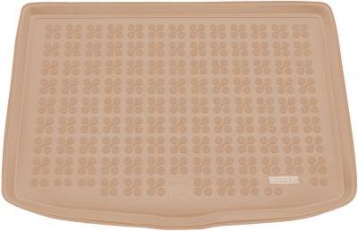REZAW-PLAST beżowy gumowy dywanik mata do bagażnika Nissan Juke od 2014r. 231039B/Z