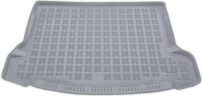 REZAW-PLAST popielaty gumowy dywanik mata do bagażnika Nissan X-Trail III 7os. od 2013r. 231040S/Z