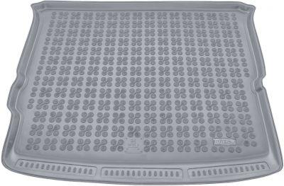 REZAW-PLAST popielaty gumowy dywanik mata do bagażnika Opel Zafira A od 03/1999-2005r. 231113S/Z