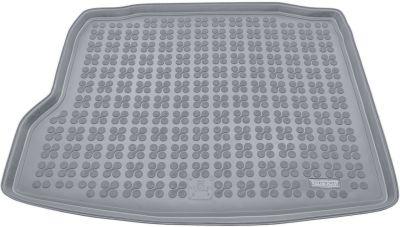 REZAW-PLAST popielaty gumowy dywanik mata do bagażnika Opel Vectra C Sedan od 2002r. 231116S/Z