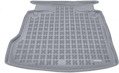 REZAW-PLAST popielaty gumowy dywanik mata do bagażnika Opel Vectra C Hatchback od 2002r. 231119S/Z