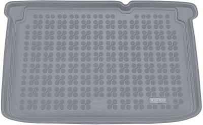 REZAW-PLAST popielaty gumowy dywanik mata do bagażnika Opel Corsa D Standard (dolna podłoga bagażnika) od 2006-2014r. 231129S/Z