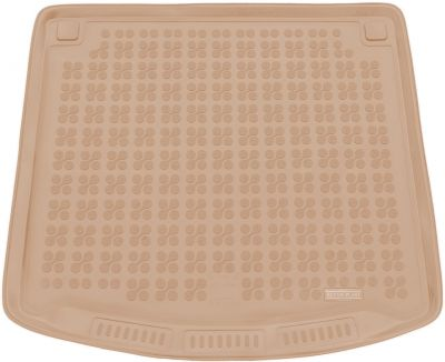 REZAW-PLAST beżowy gumowy dywanik mata do bagażnika Opel Antara od 2006r. 231131B/Z