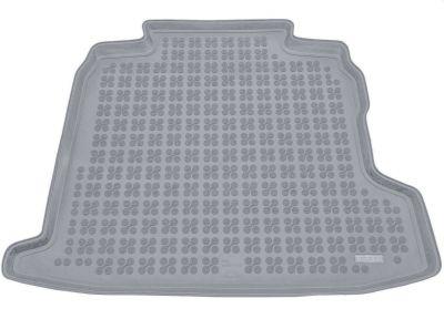 REZAW-PLAST popielaty gumowy dywanik mata do bagażnika Opel Astra III H Sedan od 2007-2014r. 231132S/Z