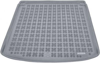 REZAW-PLAST popielaty gumowy dywanik mata do bagażnika Opel Astra IV J Sedan od 2012r. 231144S/Z