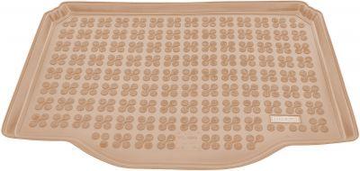 REZAW-PLAST beżowy gumowy dywanik mata do bagażnika Opel Mokka od 2012r. 231145B/Z