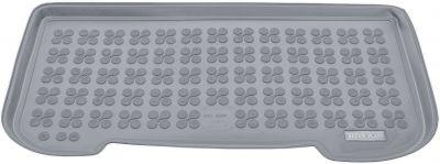 REZAW-PLAST popielaty gumowy dywanik mata do bagażnika Opel Adam od 2013r. 231146S/Z