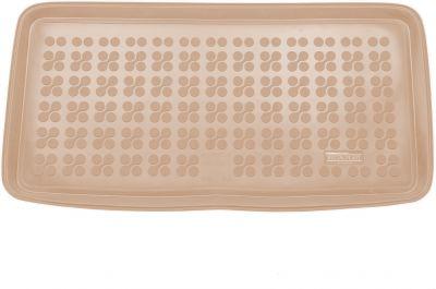 REZAW-PLAST beżowy gumowy dywanik mata do bagażnika Opel Karl od 2015r. 231149B/Z