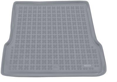 REZAW-PLAST popielaty gumowy dywanik mata do bagażnika Dacia Logan I od 2004-2013r. 231350S/Z