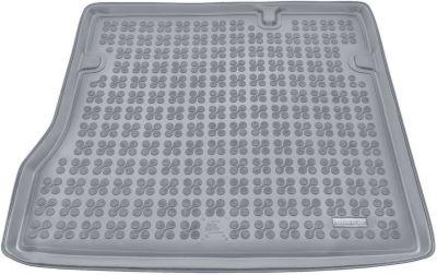 REZAW-PLAST popielaty gumowy dywanik mata do bagażnika Dacia Duster I od 2010-2017r. 231360S/Z