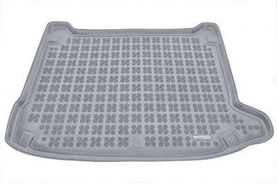 REZAW-PLAST popielaty gumowy dywanik mata do bagażnika Dacia Logdy 5os. od 2012r. 231364S/Z