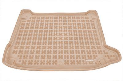 REZAW-PLAST beżowy gumowy dywanik mata do bagażnika Dacia Lodgy 5os. od 2012r. 231364B/Z