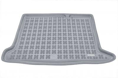 REZAW-PLAST popielaty gumowy dywanik mata do bagażnika Dacia Sandero II od 2012r. 231369S/Z