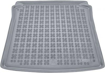 REZAW-PLAST popielaty gumowy dywanik mata do bagażnika Seat Ibiza Kombi od 2010-2017r. 231423S/Z