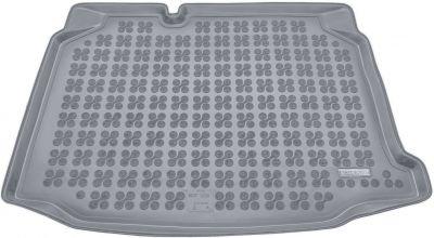 REZAW-PLAST popielaty gumowy dywanik mata do bagażnika Seat Leon SC Hatchback od 2013r. 231425S/Z