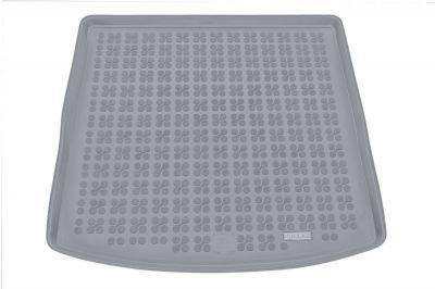 REZAW-PLAST popielaty gumowy dywanik mata do bagażnika Seat Leon ST górna podłoga bagażnika od 2014r. 231427S/Z