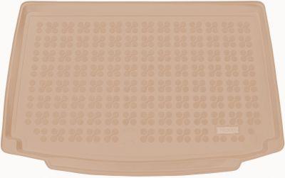 REZAW-PLAST beżowy gumowy dywanik mata do bagażnika Seat Ateca od 2016r. 231429B/Z