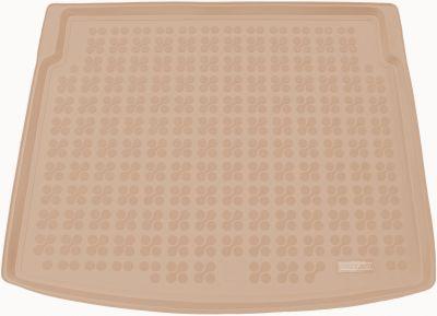 REZAW-PLAST beżowy gumowy dywanik mata do bagażnika Seat Ateca od 2016r. 231430B/Z