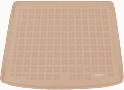 REZAW-PLAST beżowy gumowy dywanik mata do bagażnika Seat Ateca 4x4 od 2016r. 231431B/Z