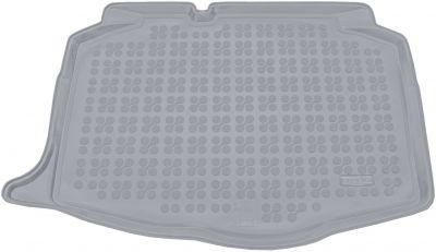REZAW-PLAST popielaty gumowy dywanik mata do bagażnika Seat Ibiza V od 2017r. 231432S/Z