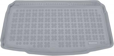 REZAW-PLAST popielaty gumowy dywanik mata do bagażnika Seat Ibiza V (dolna podłoga bagażnika) od 2017r. 231434S/Z