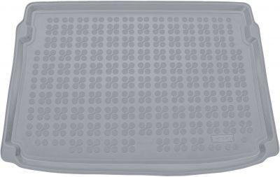 REZAW-PLAST popielaty gumowy dywanik mata do bagażnika Seat Arona (górna podłoga bagażnika) od 2017r. 231435S/Z