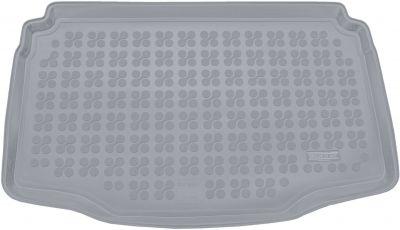 REZAW-PLAST popielaty gumowy dywanik mata do bagażnika Seat Arona (dolna podłoga bagażnika) od 2017r. 231436S/Z
