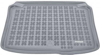 REZAW-PLAST popielaty gumowy dywanik mata do bagażnika Skoda Fabia I Hatchback od 12/1999-2007r. 231501S/Z