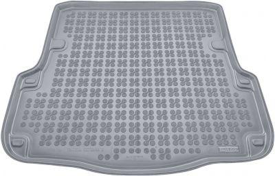 REZAW-PLAST popielaty gumowy dywanik mata do bagażnika Skoda Octavia Tour II od 2010r. 231511S/Z