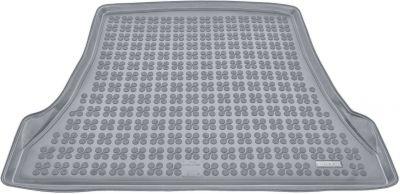 REZAW-PLAST popielaty gumowy dywanik mata do bagażnika Skoda Citigo 2os. od 2012r. 231523S/Z
