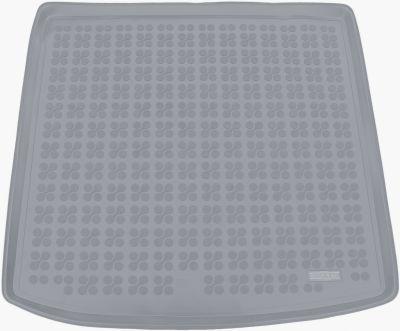 REZAW-PLAST popielaty gumowy dywanik mata do bagażnika Skoda Kodiaq 5os. od 2016r. 231532S/Z