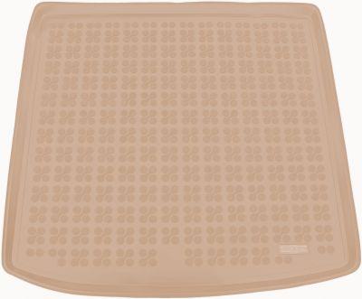 REZAW-PLAST beżowy gumowy dywanik mata do bagażnika Skoda Kodiaq 5os. od 2016r. 231532B/Z