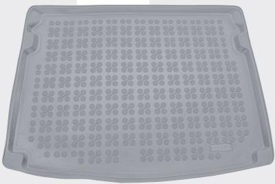 REZAW-PLAST popielaty gumowy dywanik mata do bagażnika Skoda Karoq od 2017r. 231534S/Z