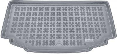 REZAW-PLAST popielaty gumowy dywanik mata do bagażnika Suzuki Alto od 2010r. 231617S/Z